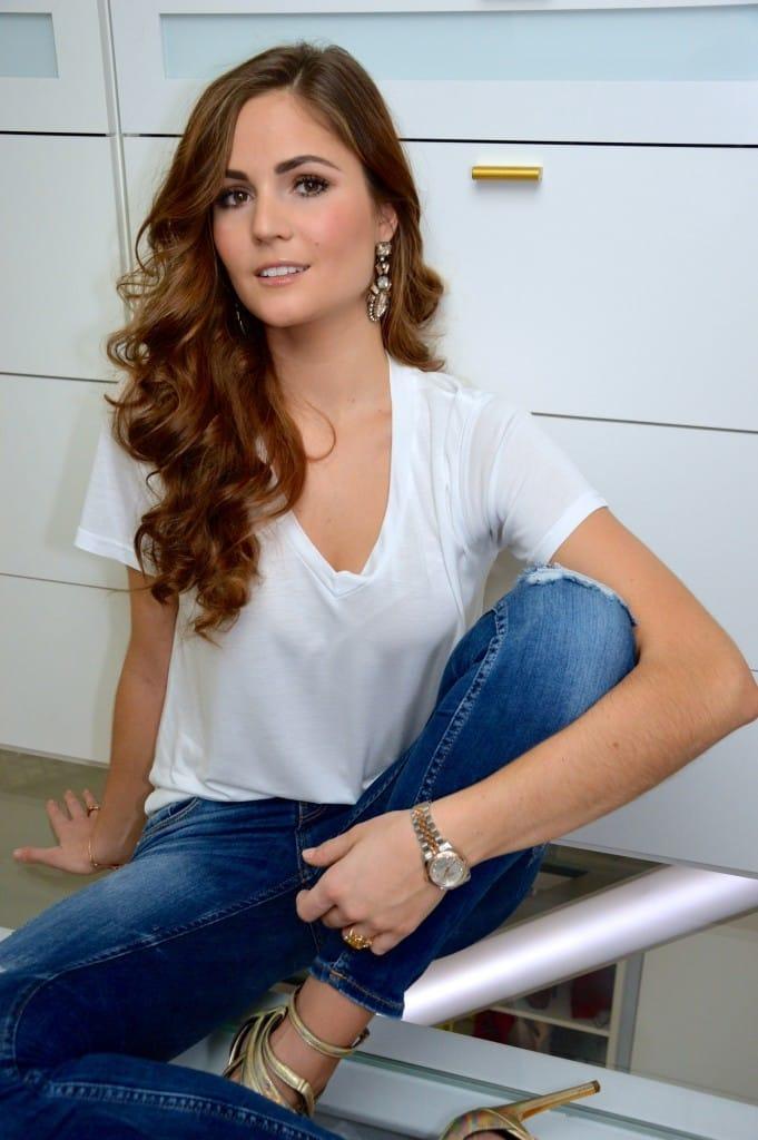 Modebloggerin Lara Caspari