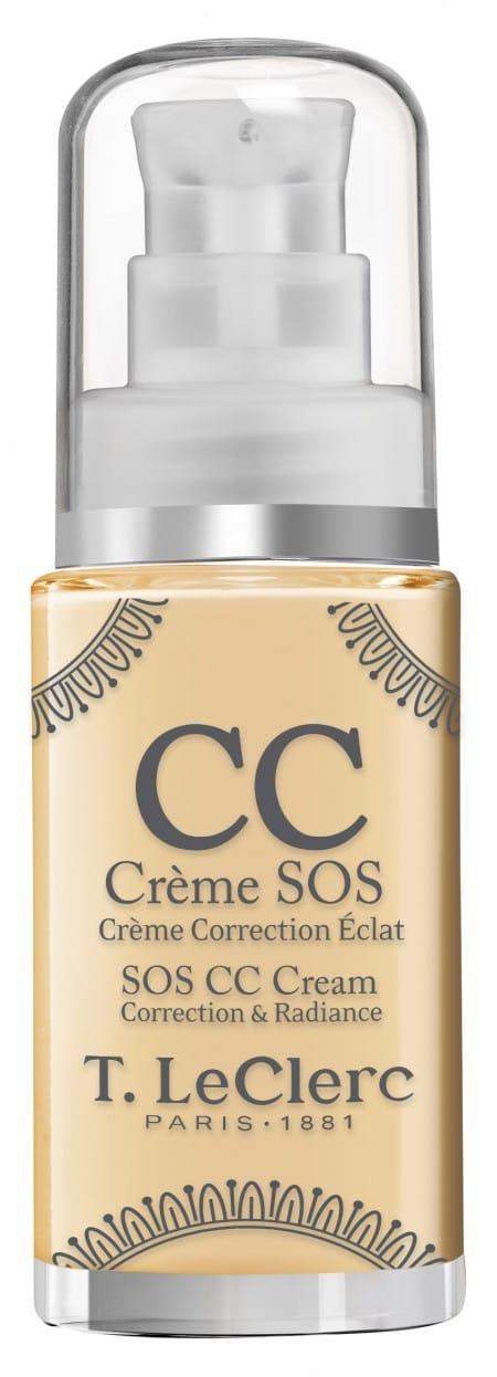 T. LeClerc SOS CC Cream Banane