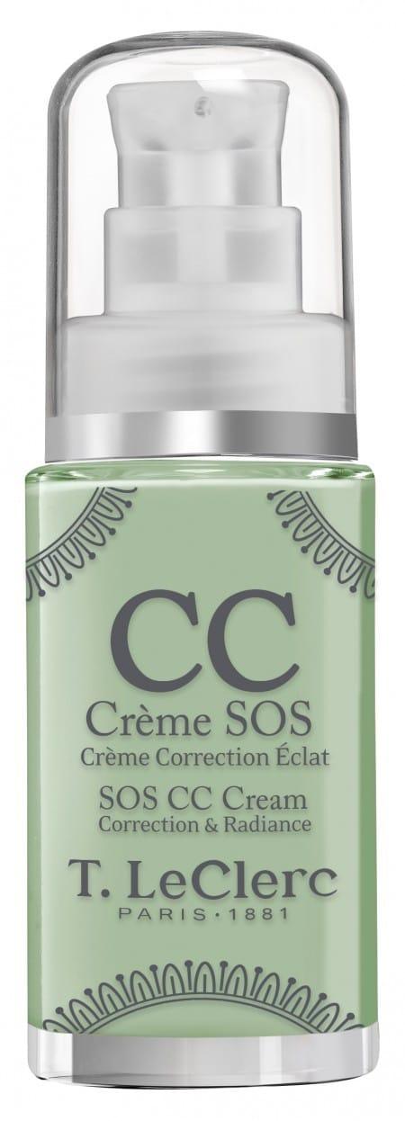 T. LeClerc SOS CC Cream Tilleul