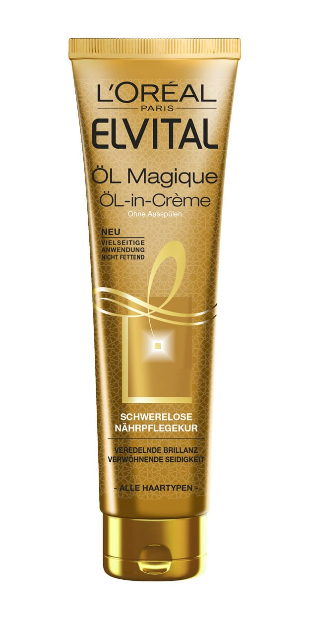 Neu Elvital öl Magique Oil Cream Haarkur Von Loréal Paris