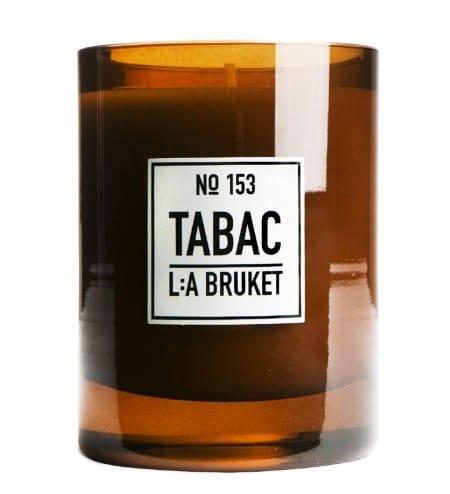 LA BRUKET N153 Duftkerze Tabak