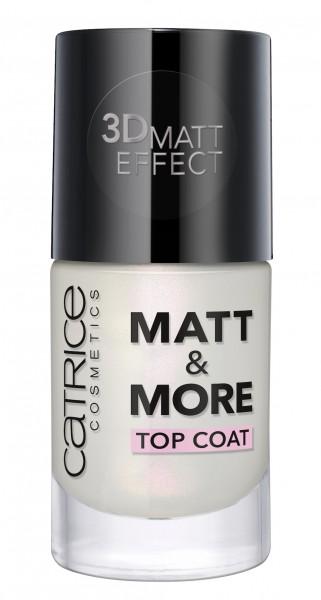 Catrice Matt & More Top Coat