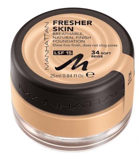 the original copy beautyblog beautyblogger beauty blogazine muenchen manhattan fresher skin foundation