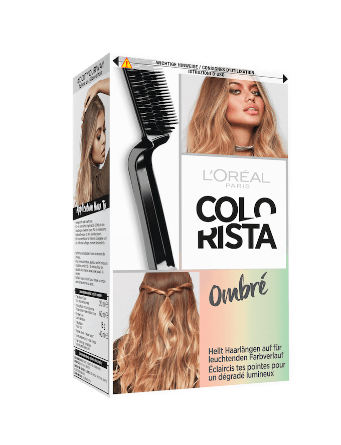 the original copy beautyblog beautyblogger beauty blogazine muenchen beauty loreal paris colorista beach balayage ombre