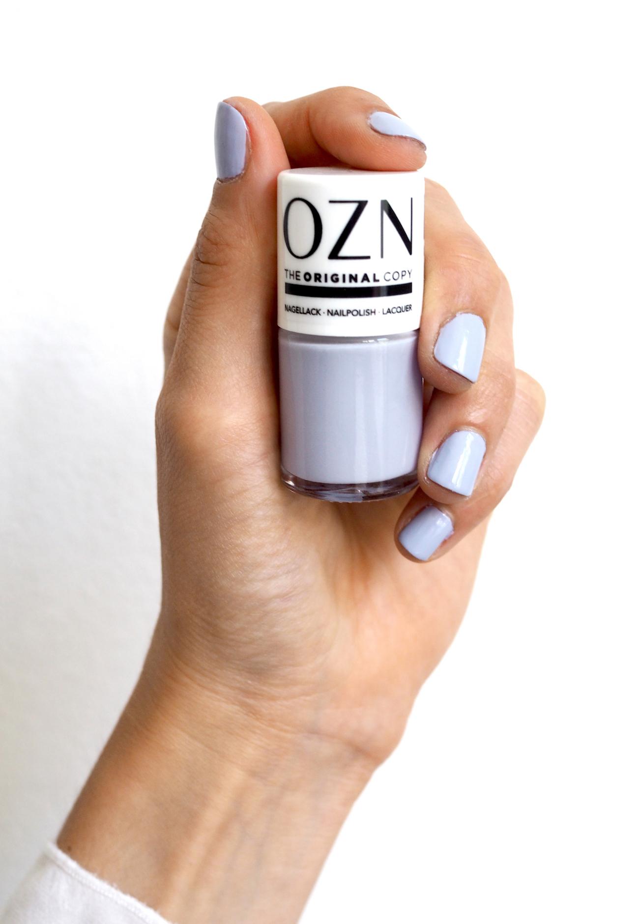 theOC & OZN – hier kommt unser erster NAGELLACK (something blue, you ...