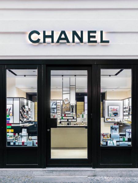 Chanel Berlin it s open die chanel beauté boutique in berlin